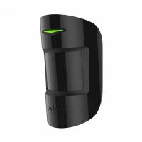 Датчик движения с микроволновым сенсором Ajax MotionProtect Plus Black