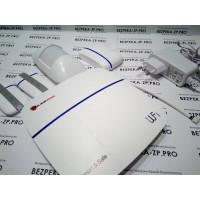 Комплект Wi-Fi GSM сигнализации PoliceCam Smart & Safe 433
