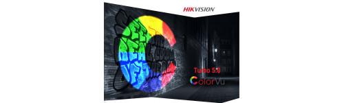 Видеокамеры ночью в цвете! Новое поколение HD камер Hikvision - Color Vu